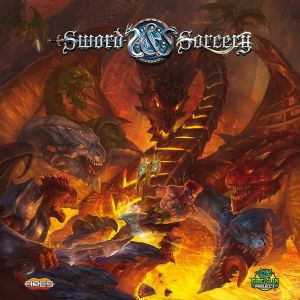 Sword & Sorcery: Vastaryous' Lair Expansion